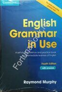 English Grammar in Use with Answers (fourth edition) + CD (265mm)