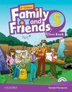 Family and Friends 5 Class Book + Workbook + CD