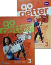 Go Getter 3 ( Student's Book, WorkBook + DVD)