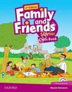 Family and Friends Starter Class Book + Workbook + CD
