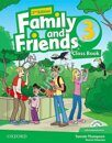 Family and Friends 3 Class Book + Workbook + CD