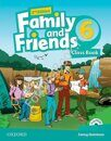 Family and Friends 6 Class Book + Workbook + CD