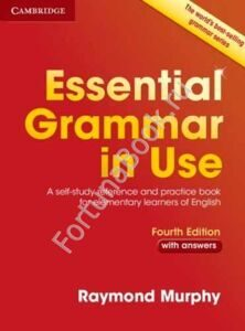 Essential Grammar in Use with Answers (fourth edition) + CD