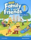 Family and Friends 1 Class Book + Workbook + CD